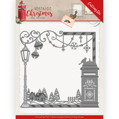 ADD10220 - Mal - Amy Design - Nostalgic Christmas - Christmas Mail Box