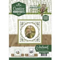 CH10006 - Creative Hobbydots 6 - Amy Design - Amazing Owls