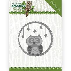 ADD10219 - Mal - Amy Design - Amazing Owls - Night Owl