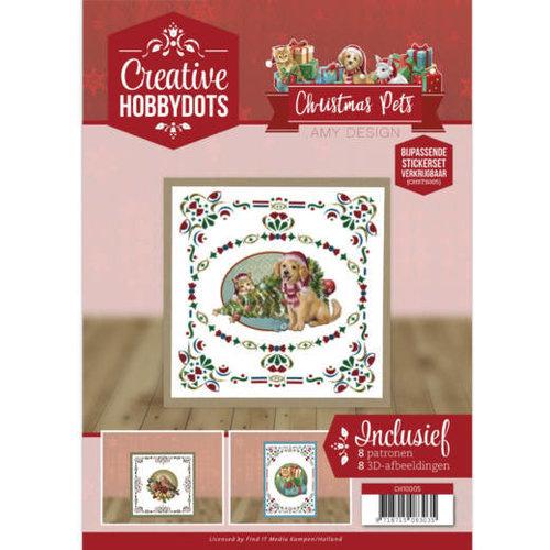 Amy Design CH10005 - Creative Hobbydots 5 - Amy Design - Christmas Pets