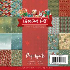 ADPP10034 - Papierpak - Amy Design - Christmas Pets