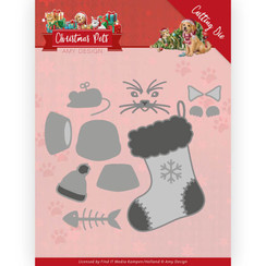 ADD10214 - Mal - Amy Design - Christmas Pets - Christmas Cat
