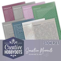 CHSTS004 - Creative Hobbydots 4 - Sticker Set