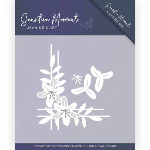 Jeanines Art JAD10099 - Mal - Jeanines Art- Sensitive Moments - Lily Corner