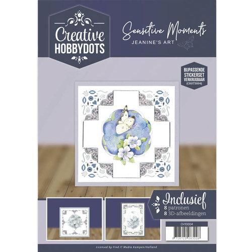 Jeanines Art CH10004 - Creative Hobbydots 4 - Jeanines Art- Sensitive Moments