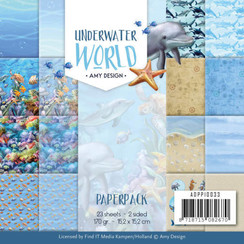 ADPP10033 - Papierpak - Amy Design - Underwater World