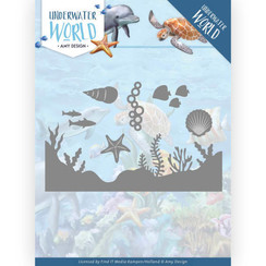 ADD10211 - Mal - Amy Design - Underwater World - Sea Life