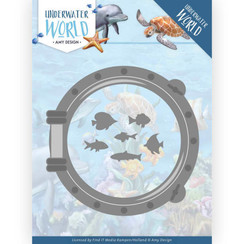 ADD10210 - Mal - Amy Design - Underwater World - Porthole