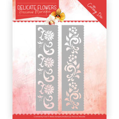 PM10179 - Mal - Precious Marieke Delicate Flowers - Delicate Flower Border