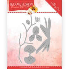 PM10177 - Mal - Precious Marieke Delicate Flowers - Build up Orchid