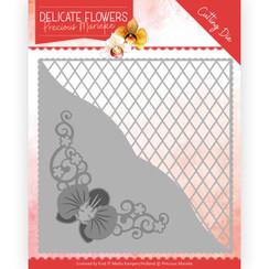 PM10176 - Mal - Precious Marieke Delicate Flowers - Delicate Square