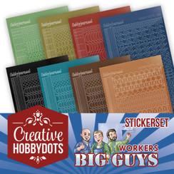 CHSTS002 - Creative Hobbydots 2 - Sticker Set