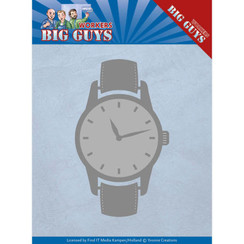 YCD10206 - Mal - Yvonne Creations - Big Guys - Watch