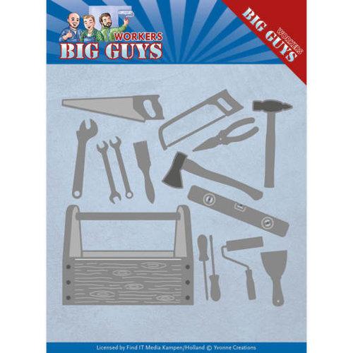 Yvonne Creations YCD10203 - Mal - Yvonne Creations - Workers - Handyman Tools