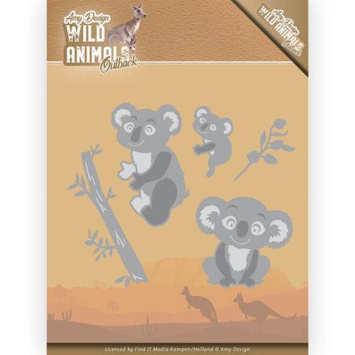 Amy Design ADD10208 - Mal - Amy Design - Wild Animals Outback - Koala