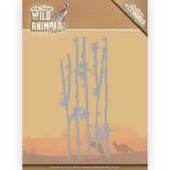 ADD10204 - Mal - Amy Design - Wild Animals Outback - Bamboo Grass