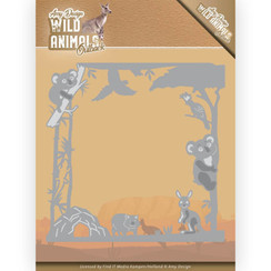 ADD10203 - Mal - Amy Design - Wild Animals Outback - Koala Frame