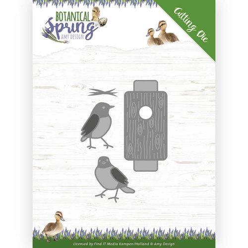Amy Design ADD10202 - Mal - Amy Design - Botanical Spring - Busy Birds