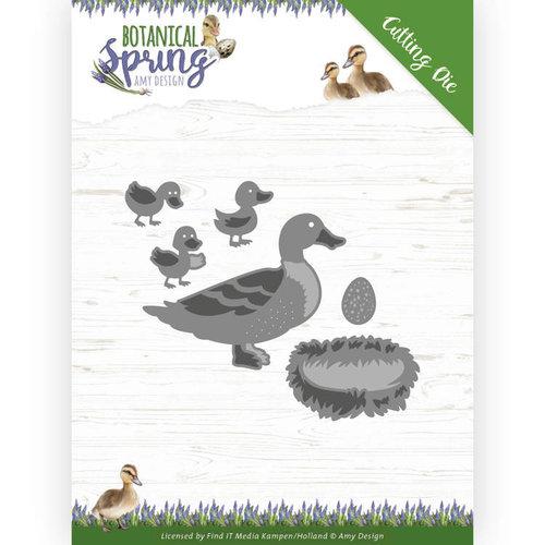 Amy Design ADD10201 - Mal - Amy Design - Botanical Spring - Some Ducks