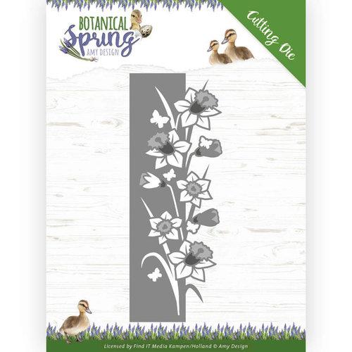 Amy Design ADD10197 - Mal - Amy Design - Botanical Spring - Daffodil Border
