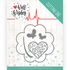 JAD10091 - Mal - Jeanines Art- Well Wishes - Lucky Clover