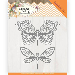 PM10171 - Mal - Precious Marieke - Spring Delight - Spring Butterfly