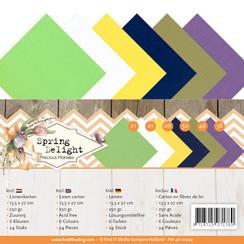 PM-4K-10024 - Linnen Carton Package - 4K - Precious Marieke - Spring Delight
