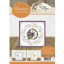 CB10011 - Creative Embroidery 11 - Precious Marieke - Spring Delight