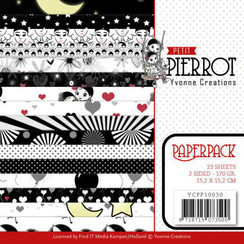 YCPP10030 - Papierpak - Yvonne Creations - Petit Pierrot