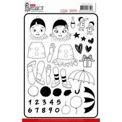 YCCS10056 - Stempel - Yvonne Creations - Petit Pierrot