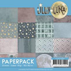 LLPP10002 - Papierpak - Lilly Luna