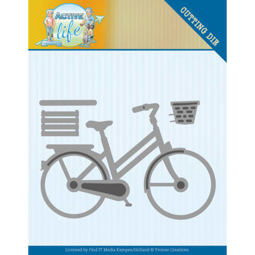Yvonne Creations YCD10195 - Mal - Yvonne Creations - Active Life - Bicycle