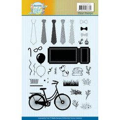 YCCS10054 - Stempel - Yvonne Creations - Active Life