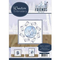 CB10008 - Creative Embroidery 8 - Amy Design - Winter Friends