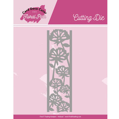CDCCD10004 - Mal - Yvonne Creations - Floral Pink - Floral Pink Border