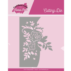 CDCCD10002 - Mal - Yvonne Creations - Floral Pink - Floral Pink Roses