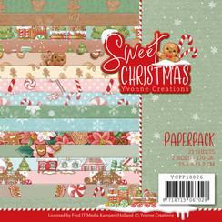 YCPP10026 - Papierpak - Yvonne Creations - Sweet Christmas