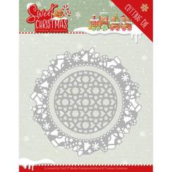YCD10178 - Mal - Yvonne Creations - Sweet Christmas - Sweet Christmas Frame