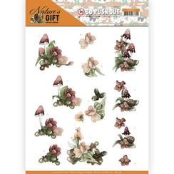 SB10383 - Uitdrukvel - Precious Marieke - Nature's Gift - Red Gift