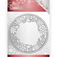 JAD10077 - Mal - Jeanines Art- Lovely Christmas - Lovely Circle Frame