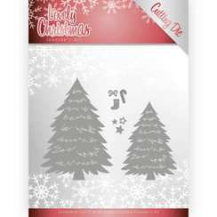 JAD10081 - Mal - Jeanines Art- Lovely Christmas - Lovely Trees