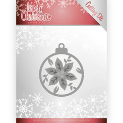 JAD10083 - Mal - Jeanines Art- Lovely Christmas - Lovely Christmas Ball (Hobbyzine)