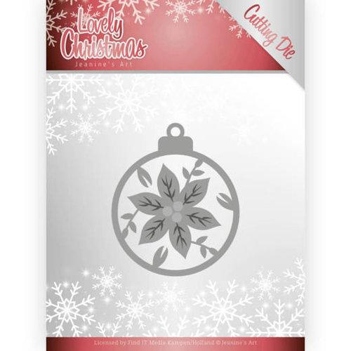 Jeanines Art JAD10083 - Mal - Jeanines Art- Lovely Christmas - Lovely Christmas Ball (Hobbyzine)