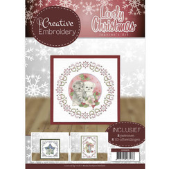 CB10005 - Creative Embroidery 5 - Jeanines Art- Lovely Christmas
