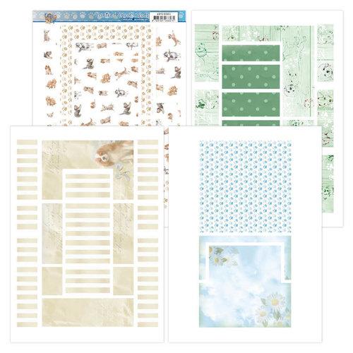 Amy Design ADFC10003 - Printed Figure Cards - Amy Design - Dog's Life