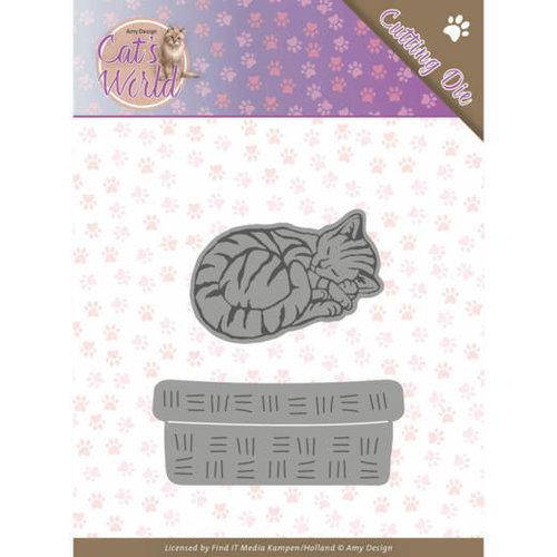 Amy Design ADD10188 - Mal - Amy Design - Cats - Sleeping Cats