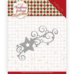 PM10162 - Mal - Precious Marieke - Warm Christmas Feelings - Christmas Swirls