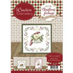 CB10004 - Creative Embroidery - Precious Marieke - Warm Christmas Feelings