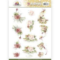 SB10353 - Uitdrukvel - Precious Marieke - Blooming Summer - Sweet Summer Flowers