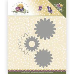 PM10153 - Mal - Precious Marieke - Blooming Summer - Pop-up Flower 1